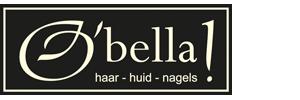 Logo Kapsalon Schoonheidssalon O'bella! Stadskanaal